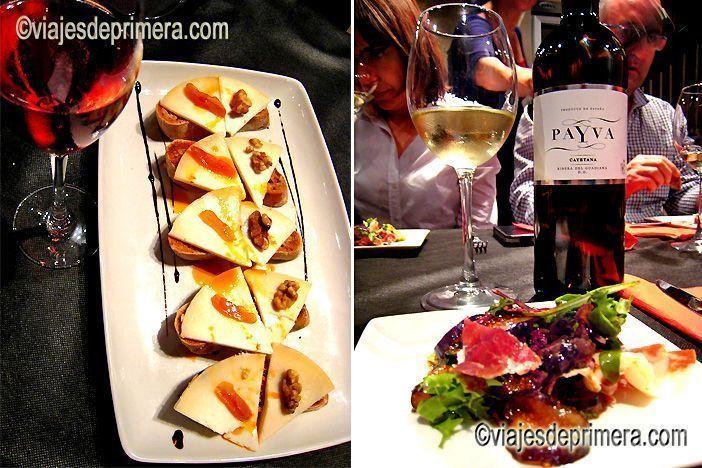 El enoturismo de Extremadura es una buena manera para conocer su gastronomía tradicional, en la que los quesos son esenciales.