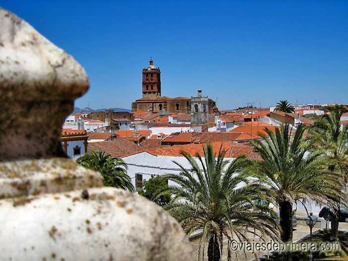 Zafra cuenta con un importante patrimonio cultural, fundamental para completar la oferta turística del enoturismo en Extremadura.