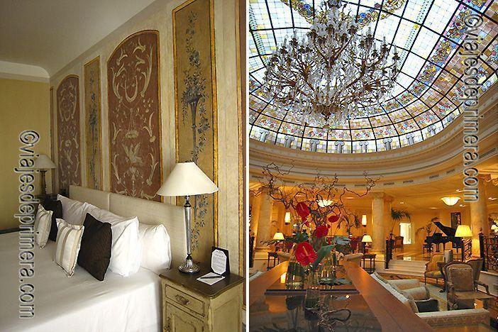 El Eurostars Palacio de Buenavista es uno de los mejores hoteles de Toledo con piscina y spa