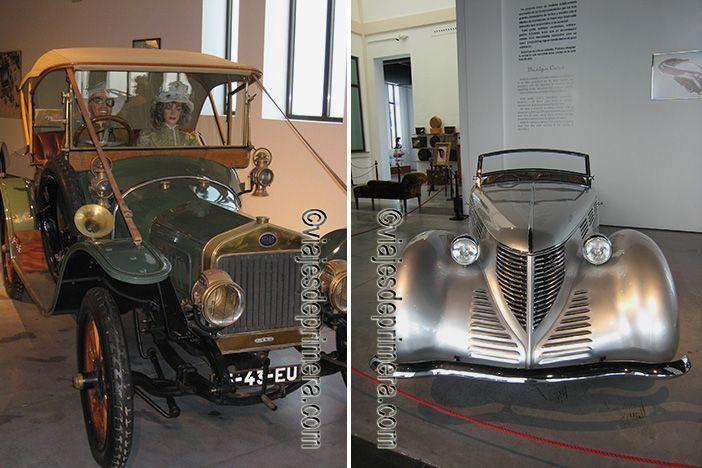 El Museo del Automóvil de Málaga es perfecto si quieres hacer turismo con niños en la ciudad