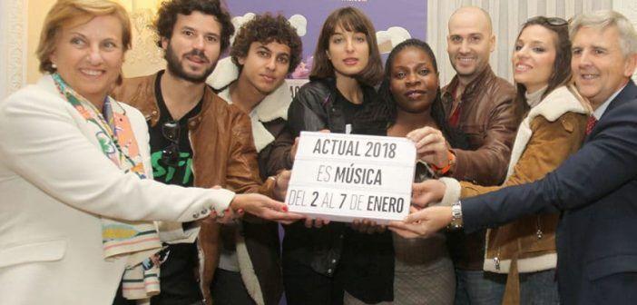 Actual 2018, primer festival de música del año