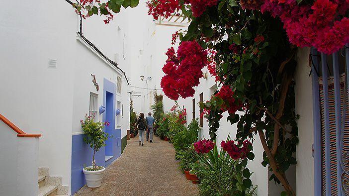 Conil es uno de los lugares que ver en los alrededores de Cádiz