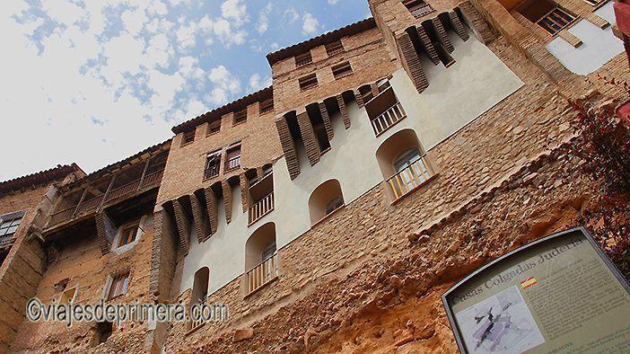 La judería de Tarazona forma parte de la Red de Juderías de España