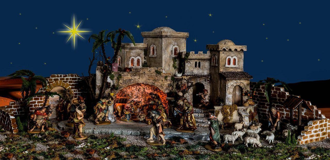 Fotos De Belenes En Espana.Los Mejores Belenes De Navidad De Espana Viajes De Primera
