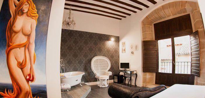 La Hospedería Teatrisso es uno de los mejores hoteles eróticos de España