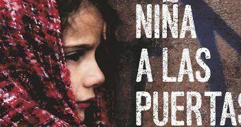La niña a las puertas del infierno es la primera novela del periodista Óscar Mijallo