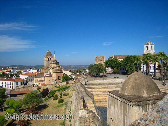 Pueblos medievales de España, Jerez de los Caballeros, Badajoz, que fue de los Templarios
