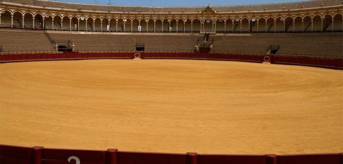 La Maestranza de Sevilla es una de las plazas de toros más curiosas de España.