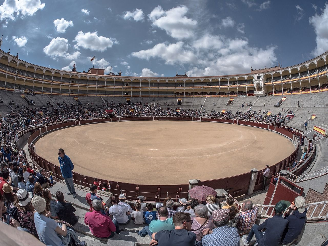 Visita A La Plaza De Toros De Las Ventas En Madrid Viajes De Primera