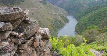 La Ribeia Sacra es conocida por su viticultura heroica