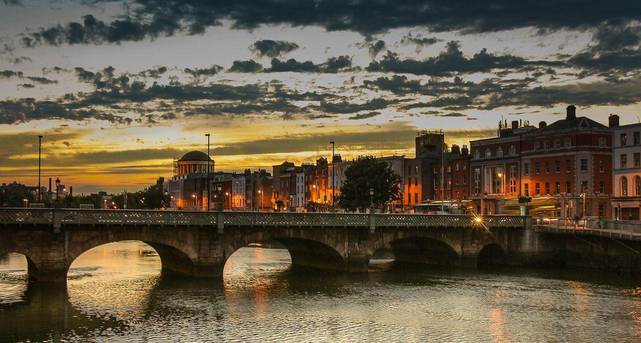 Dublín significa Laguna Negra y tiene el parque urbano más grande de Europa
