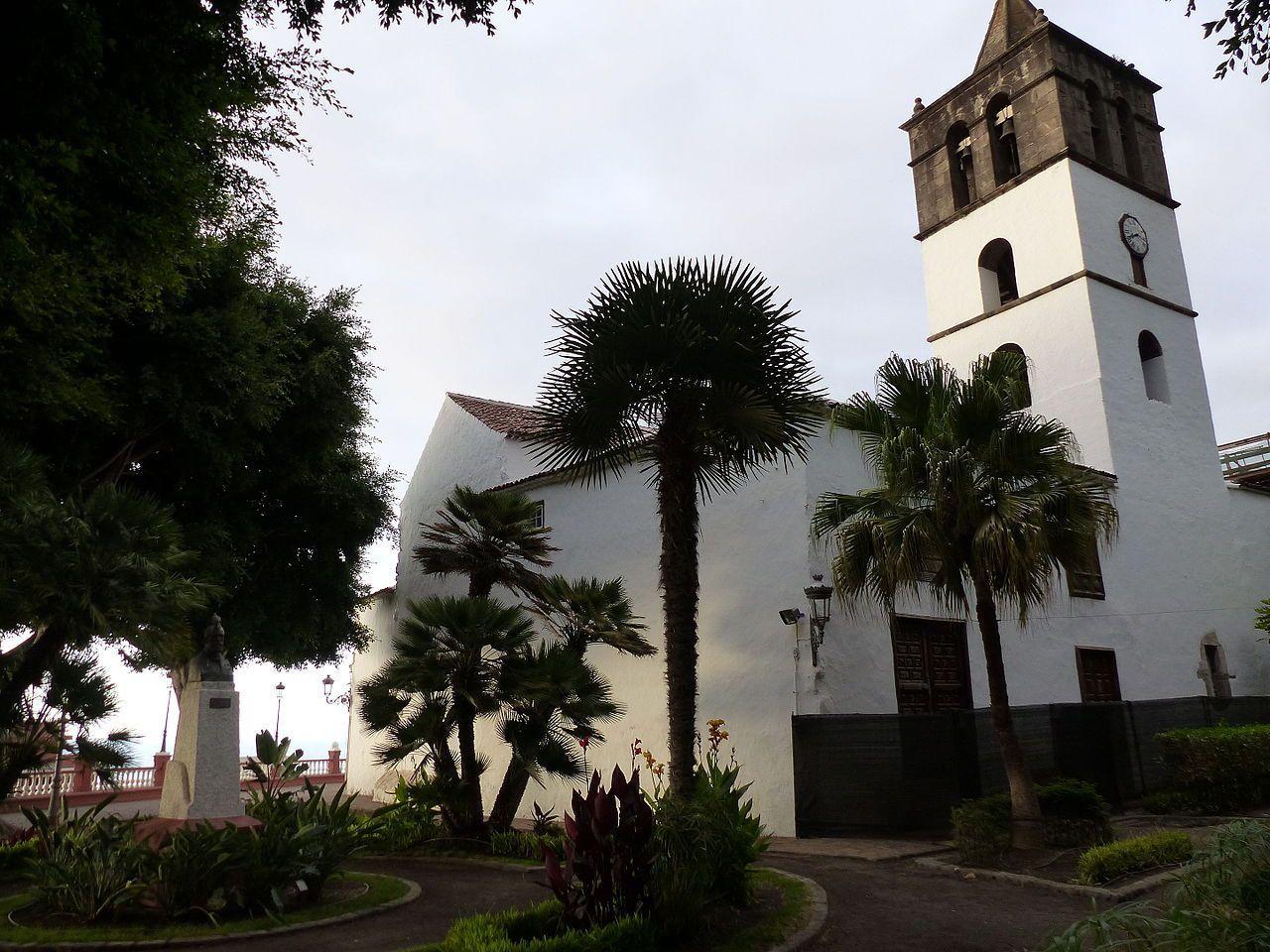 Qué ver en Icod de los Vinos, la iglesia de San Marcos