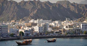 Muscate, capital de Omán