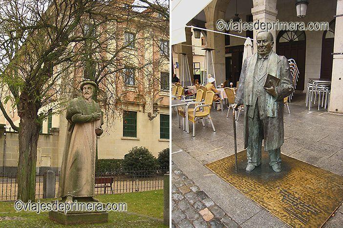 Esculturas que ver en Segovia