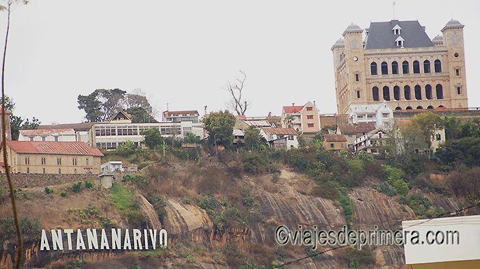 Otro sitio que ver en Antananarivo es el Barrio Real.