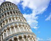 Por qué está inclinada la Torre de Pisa y otras curiosidades