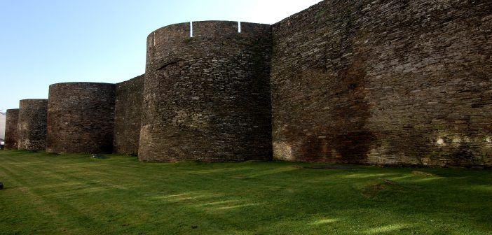 Muralla de Lugo: obra de ingeniería romana única en el mundo