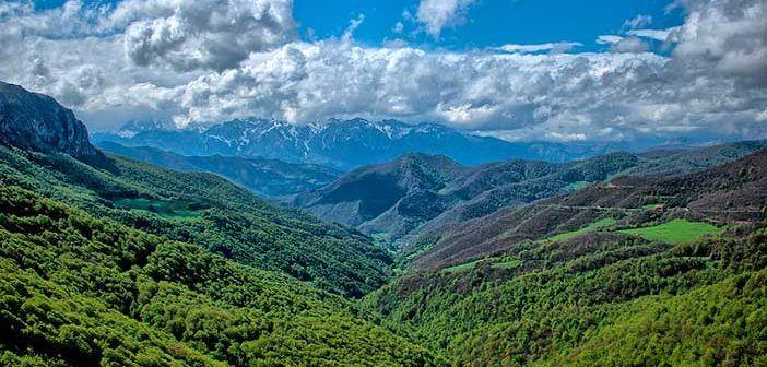 Pueblos con encanto de la Montaña palentina