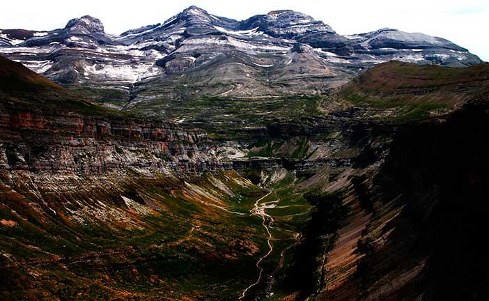 El Parque Nacional de Ordesa y Monte Perdido es Patrimonio de la Humanidad desde 1997.