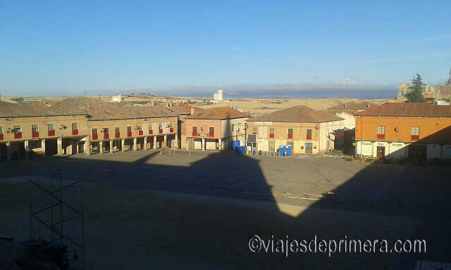 Plazas Mayores más grandes de Castilla y León, Plaza Mayor de Lerma