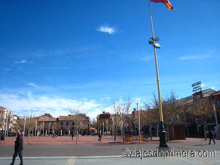 Plaza mayor de Castilla y León más grande, Plaza Mayor de Medina del Campo