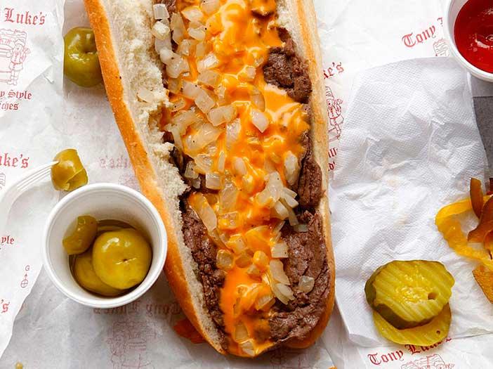 Qué comer en Filadelfia Cheesesteaks (1)