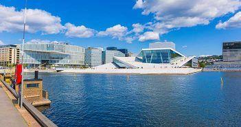 Oslo, fiordo de paz, cultura y arquitectura