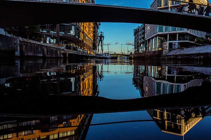 Puente Aker en Oslo. Lars Lieng. Visit Oslo