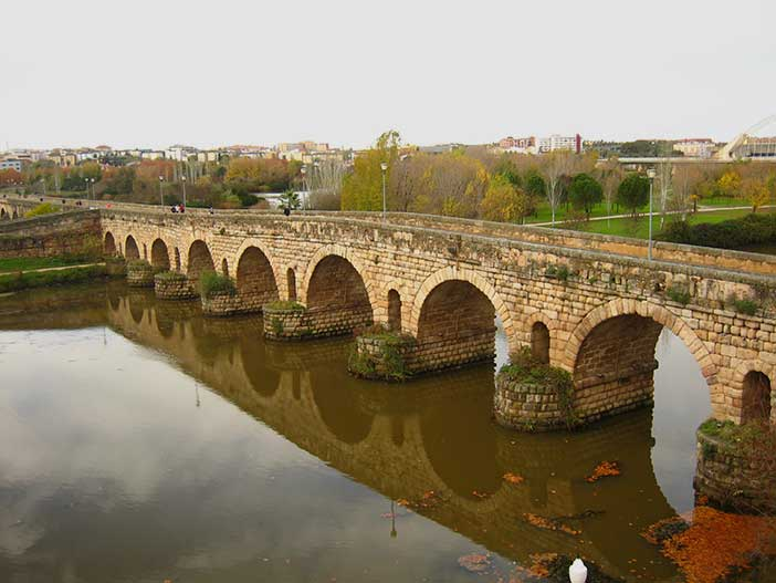 Puentes romanos en España