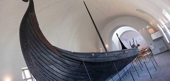 Cuando los Vikingos dominaban la tierra y los mares